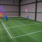 Pista de mini tenis
